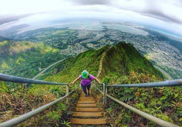 Con đường lên tiên cảnh ở Hawaii – Mỹ
