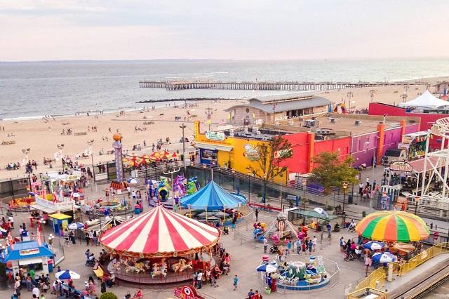 Đảo Coney – địa điểm vui chơi giải trí lý tưởng ở New York