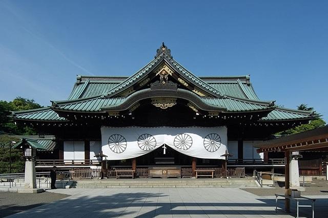 Đền Yasukuni – ngôi đền nhiều tranh cãi nhất Nhật Bản