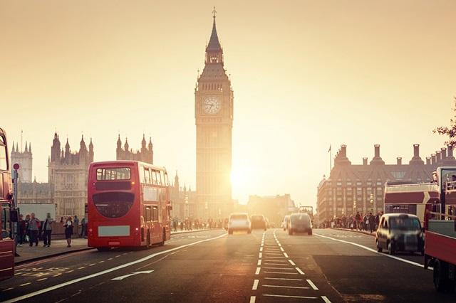 London – thành phố kiêu kỳ và hiện đại
