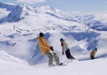 Trải nghiệm một mùa đông đáng nhớ ở Canada