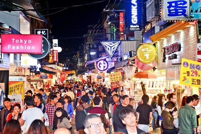 Sĩ Lâm – địa điểm mua sắm hàng đầu Đài Loan