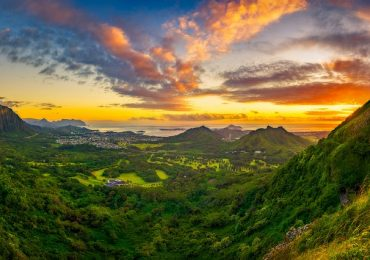 4 địa điểm ngắm hoàng hôn tuyệt vời ở Honolulu