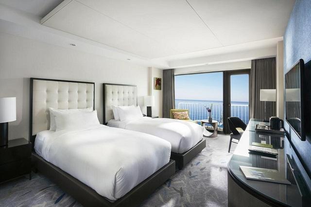 Paradise Hotel & Casino là một trong khách sạn sang trọng tốt nhất Busan