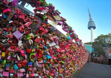 Namsan – tòa tháp lãng mạn hút khách ở Seoul
