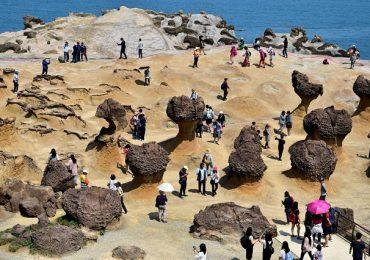 Công viên Dã Liễu – điểm đến được yêu thích ở Đài Loan