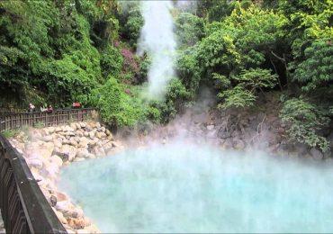 Đắm mình vào suối nước nóng đẹp nhất ở Đài Bắc
