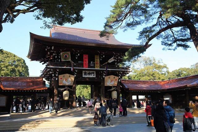 Những điểm tham quan miễn phí ở Tokyo bạn nên ghé thăm
