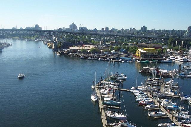 Những địa danh đầy mê hoặc không tốn một xu ở Vancouver