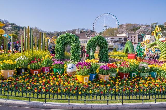 Everland - công viên giải trí có quy mô lớn nhất và hiện đại hàng đầu Hàn Quốc