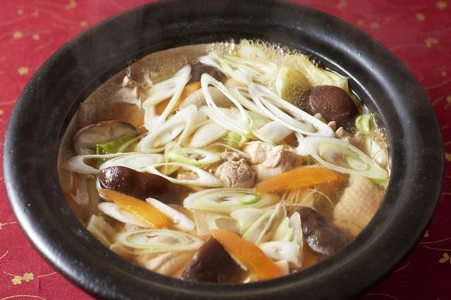 Lẩu chankonabe là món ăn giúp các sumo Nhật Bản tăng cân nhanh chóng