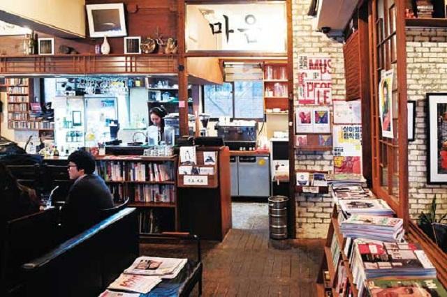 Dạo bước trên những con phố coffee cực hấp dẫn ở Hàn Quốc