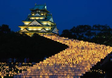 Lâu đài Osaka – biểu tượng đầy tự hào của Nhật Bản