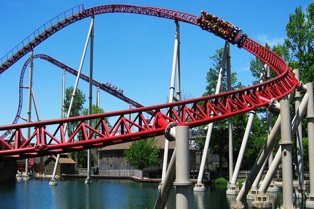 """Công viên Cedar Point được mệnh danh là """"kinh đô tàu lượn"""" của thế giới"""
