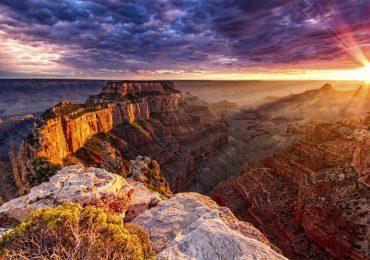 Đi tìm 4 địa điểm đẹp nhất nước Mỹ