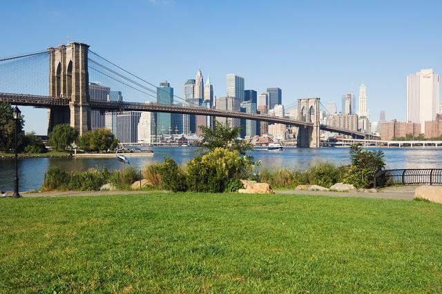 Những không gian xanh giữa lòng New York