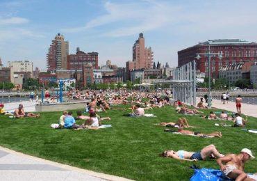 Những công viên xanh nổi tiếng ở New York