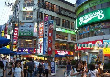 Những khu chợ nổi tiếng ở Daegu – Hàn Quốc