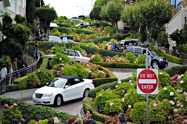 Thăm những con đường nổi tiếng của San Francisco