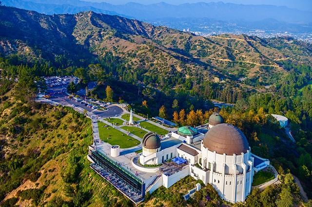 Du ngoạn những địa danh hấp dẫn tại Los Angeles