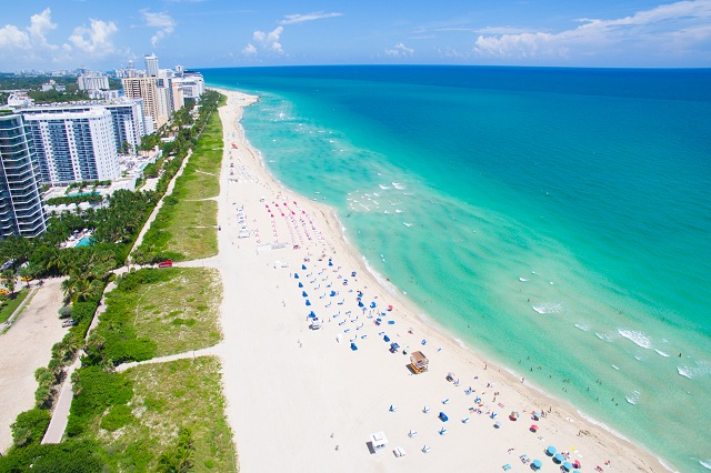 Tham quan các địa điểm du lịch nổi tiếng ở Miami