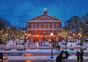 Làm gì ở Boston vào mùa đông?