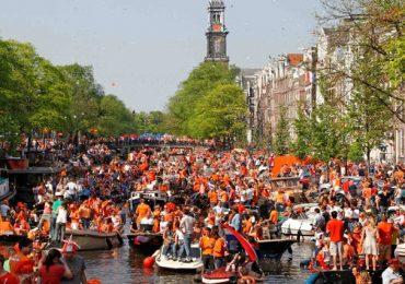 Lý do để bạn tới Amsterdam vào mùa xuân