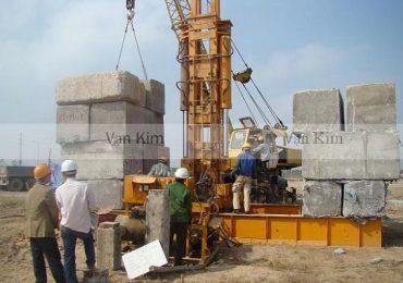 Dịch vụ ép cọc bê tông – Hot nhất trong xây dựng dân dụng