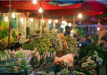 Ghé thăm 3 chợ hoa Tết nổi tiếng ở Hà Nội