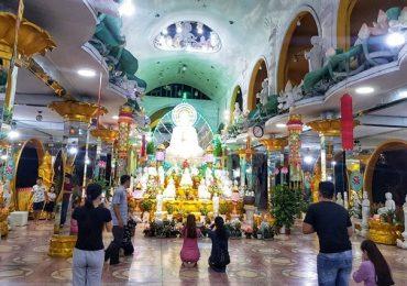 Khám phá ngôi chùa độc đáo nhất Hồ Chí Minh