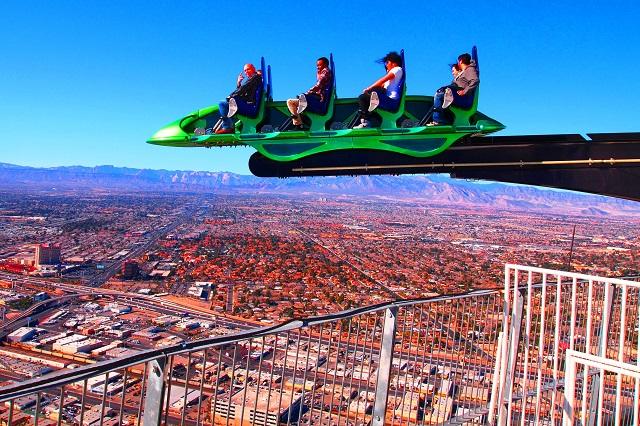 Những trải nghiệm nên thử khi đi du lịch Las Vegas