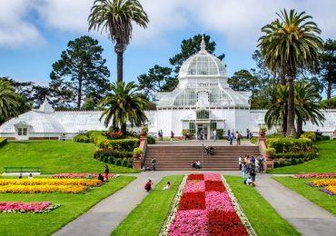 Khám phá công viên Golden Gate ở San Francisco