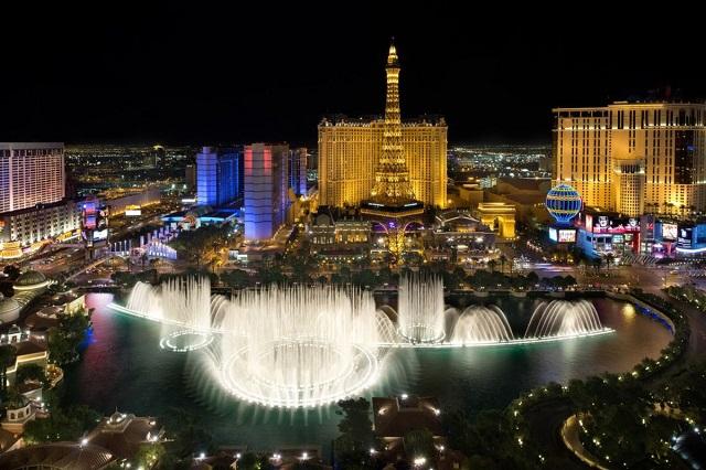Những điểm du lịch miễn phí được yêu thích nhất tại Las Vegas