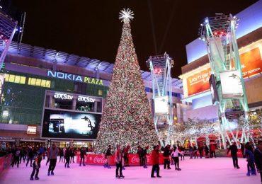 Những hoạt động hàng đầu cho kỳ nghỉ Giáng sinh tại Los Angeles