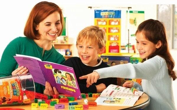 6 tiêu chí gia sư tiếng anh cho học sinh tiểu học